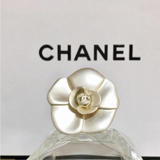 シャネル(CHANEL)の正規品 シャネル 指輪 カメリア ココマーク シルバー 花 フラワー リング (リング(指輪))
