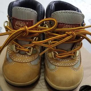 ティンバーランド(Timberland)の未使用キッズTimberland 靴(ブーツ)