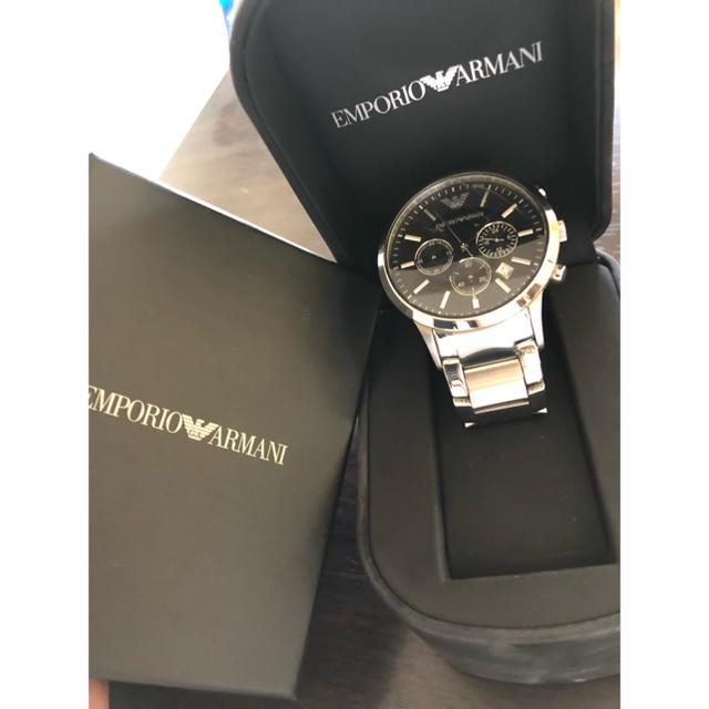 best service e2f4d 1d79b エンポリオアルマーニ 腕時計 メンズ腕時計 小物 デジタル | フリマアプリ ラクマ