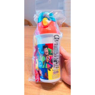 トイストーリー(トイ・ストーリー)の新品未開封 水筒 プラスチック製 (水筒)