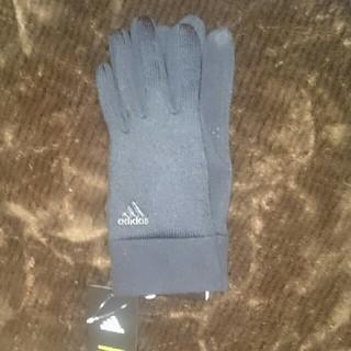 アディダス(adidas)の新品☆adidasメンズ手袋(手袋)