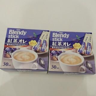 エイージーエフ(AGF)のみかん様専用紅茶オレ ブレンディ 60杯分(茶)