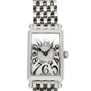 フランクミュラー(FRANCK MULLER)の定価150万円!フランクミューラー♡ダイヤ付きドレスウォッチ(腕時計)