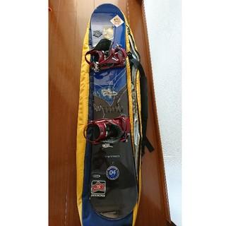 ナイトロ(NITRO)のスノーボード154cm ビンディング、ケース付き(ボード)