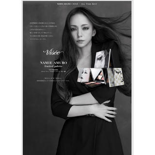ヴィセ(VISEE)の安室奈美恵★Visee アイシャドウ 3種セット(女性タレント)