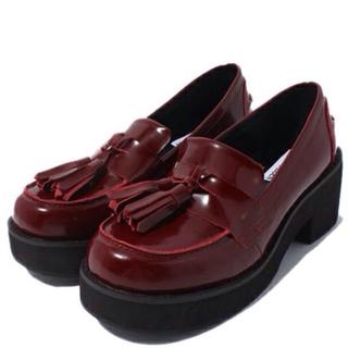 ebb966c58e8 スティーブマデン ローファー 革靴(レディース)(厚底)の通販 2点 ...