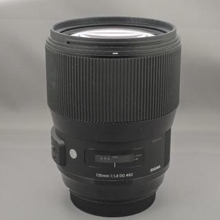 シグマ(SIGMA)のシグマ EOS135mmF1.8DG(A)(レンズ(単焦点))
