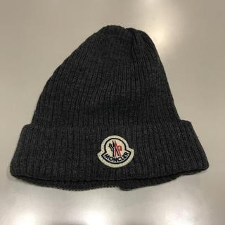 モンクレール(MONCLER)のモンクレール ニット帽 モンクレ moncler(ニット帽/ビーニー)