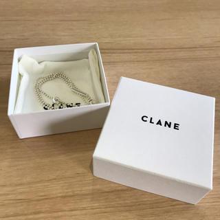 ステュディオス(STUDIOUS)のCLANE necklace(ネックレス)