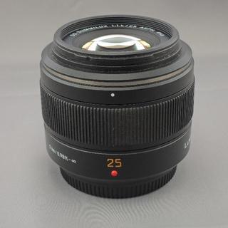 パナソニック(Panasonic)のパナソニック DG SUMMILUX25mmF1.4(レンズ(単焦点))