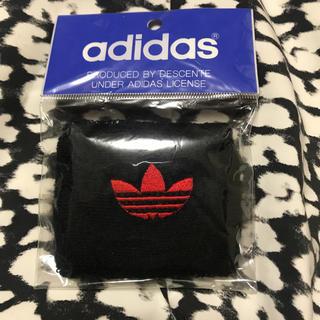 アディダス(adidas)の新品 アディダスオリジナル リストバンド(バングル/リストバンド)