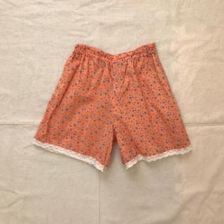 エスティークローゼット(s.t.closet)の130 s.t. closet 小花柄ショートパンツ(パンツ/スパッツ)