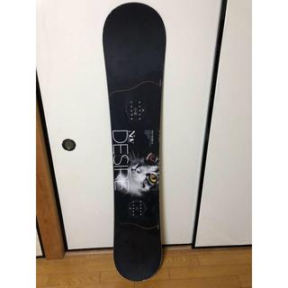 ノーベンバー(NOVEMBER)のスノーボード  november DESIRE 147(ボード)