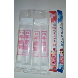 フジヤ(不二家)の千歳飴6個セット(菓子/デザート)