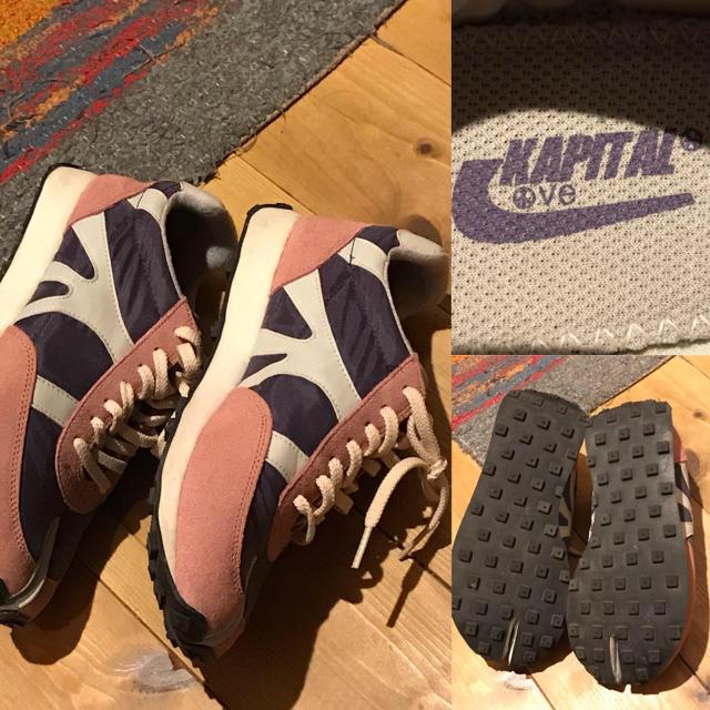 KAPITAL(キャピタル)のKAPITALピーススニーカー レディースの靴/シューズ(スニーカー)の商品写真