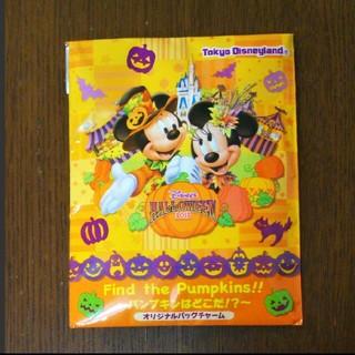 ディズニー(Disney)のディズニーリゾート☆ハロウィン2013☆パンプキンはどこだ⁉バッグチャーム(チャーム)
