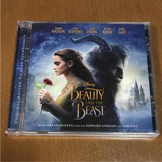ディズニー(Disney)の新品CD 美女と野獣 オリジナル・サウンドトラック 英語版(映画音楽)