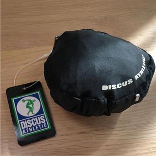ディスカス(DISCUS)の新品 エコバッグ 黒(エコバッグ)