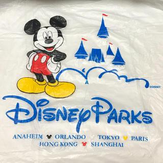 ディズニー(Disney)の【未使用】海外disney ポンチョ(ポンチョ)