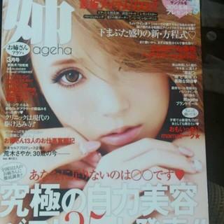 姉ageha2015年3月号 最新号(その他)