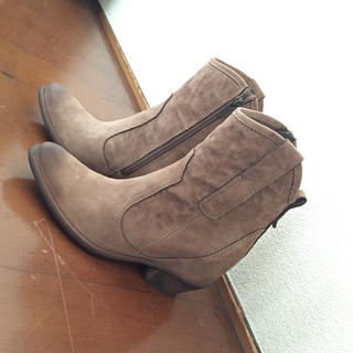 サヤラボキゴシ(SAYA / RABOKIGOSHI)の*値下げ*レザーブーツ 日本製 [未使用](ブーツ)
