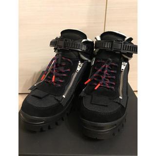 トゥエンティーフォーカラッツ(24karats)のstudio seven miharaysuhiro sneaker boots(スニーカー)