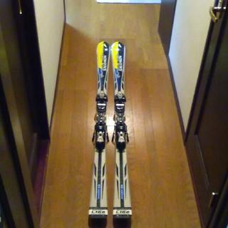 サロモン(SALOMON)のSALOMON スキー板ビンディング付 値下げしました(板)
