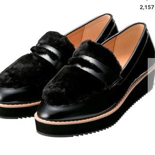ジーユー(GU)のシューズ(ローファー/革靴)