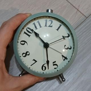フランフラン(Francfranc)の目覚まし時計 おしゃれ (置時計)