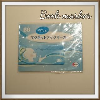 マグネットブックマーカー(しおり/ステッカー)