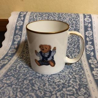 ポロラルフローレン(POLO RALPH LAUREN)のラルフローレン ベアマグカップ(グラス/カップ)