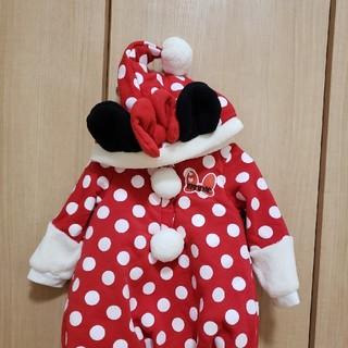 ディズニー(Disney)の子供用 サンタ(衣装一式)