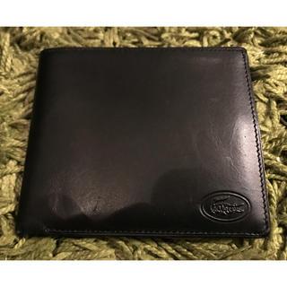ラコステ(LACOSTE)の新品未使用 LACOSTE ラコステ二つ折り財布 札入れ 仔牛革 カウレザー(折り財布)