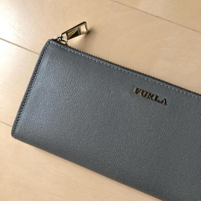 2f60a266d78b Furla(フルラ)の極美⭐️FURLA/フルラ バビロン XL ジップアラウンド ウォレット