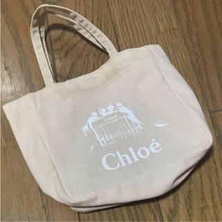 クロエ(Chloe)のChloe クロエ ミニサイズ エコバッグ❤️※送料無料!(エコバッグ)