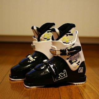 ヘッド(HEAD)のHEAD Edge J2 キッズ スキーブーツ 22.5cm(ブーツ)