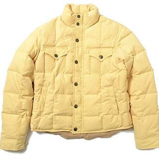 ラルフローレン(Ralph Lauren)の◇Ralph Lauren◇size11 downjacket yellow(ダウンジャケット)