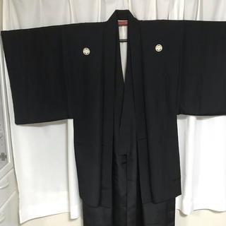 着物羽織 アンサンブル 正絹(着物)