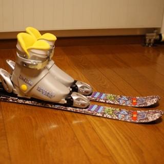 ヘッド(HEAD)のHEAD スキー キッズ用 87cm セット(板)