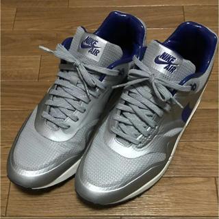 ナイキ(NIKE)の最終値下げ!Nike Air Max 1 QS Metallic Silver(スニーカー)