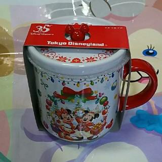 ディズニー(Disney)のディズニー クリスマス マグカップ(食器)