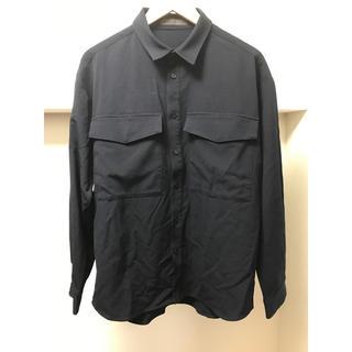 センスオブプレイスバイアーバンリサーチ(SENSE OF PLACE by URBAN RESEARCH)のセンスオブプレイス フラップポケットシャツ(シャツ)