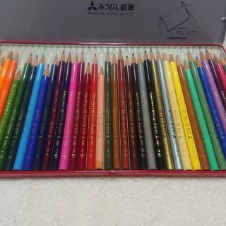 三菱色鉛筆 36色