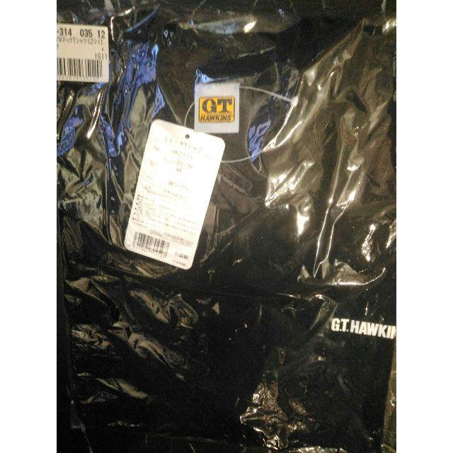 G.T. HAWKINS(ジーティーホーキンス)の20枚セットGT HAWKINSTシャツ/ジーティーホーキンス黒インナー部屋着 メンズのトップス(Tシャツ/カットソー(半袖/袖なし))の商品写真