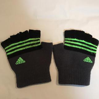 アディダス(adidas)のアディダス adidas 子供 男の子 指無し手袋 手袋 グローブ スポーツ(手袋)