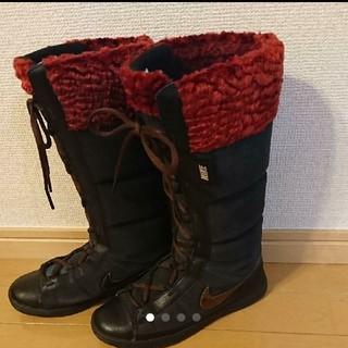 ナイキ(NIKE)のNIKE ブーツ 24cm 稀少(ブーツ)