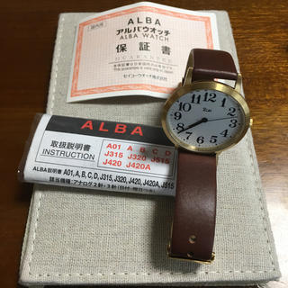アルバ(ALBA)のSEIKO ALBA Riki ウォッチ(腕時計)
