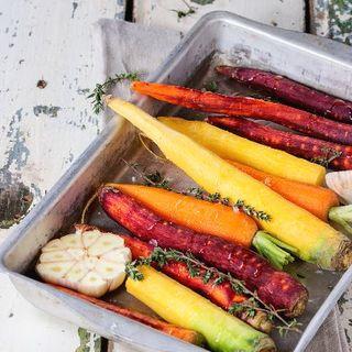 カラフルニンジン 種子 5種 計50粒(野菜)