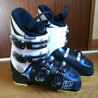 アトミック(ATOMIC)のatomic アトミック スキーブーツ スキー靴 24.0-24.5(ブーツ)
