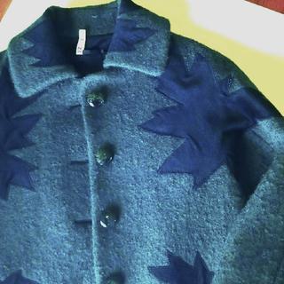 フォクシー(FOXEY)の深い緑がステキなジャケット(テーラードジャケット)